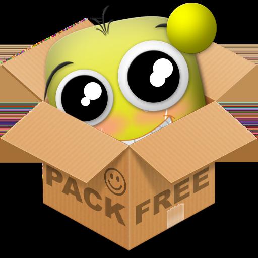 Emoticon pack, Panda 程式庫與試用程式 App LOGO-硬是要APP