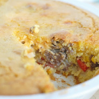 Mexican Cornbread With Ground Beef Recipes.