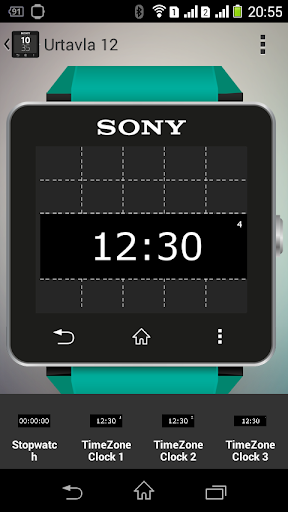 【免費個人化App】WatchWidgets for SmartWatch 2-APP點子