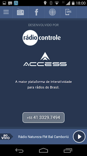 【免費音樂App】Rádio Natureza FM Bal Camboriú-APP點子
