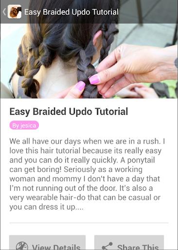 免費下載娛樂APP|髮型教程。 app開箱文|APP開箱王