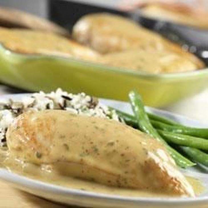 Creamy Chicken Dijon