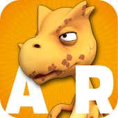 Allo and Dinosaur Friends AR