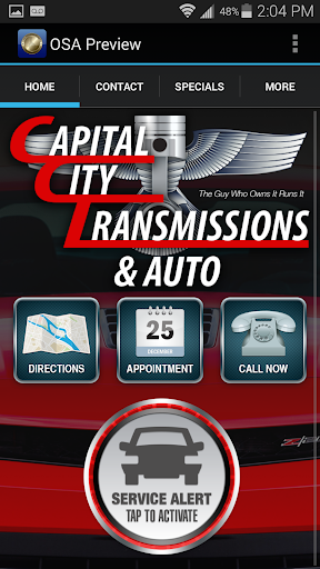 Capital City Transmission