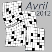 Crosswords 04 - April 2012