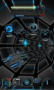 Time Battle Next 3D Theme LWP v1.21.3