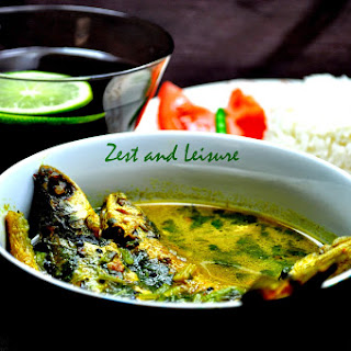 Bacha Macher Jhol / Bacha Fish Curry.