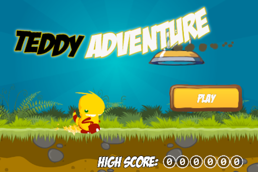 Teddy Adventure