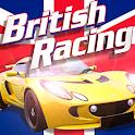 British Car Racing Games FREE icon