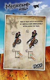 MegaRamp Skate & BMX FREE - screenshot thumbnail
