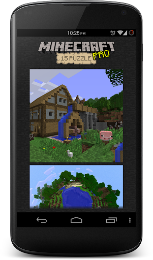 15 Puzzle with Minecraft PRO