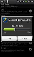 Screenshot of Flash Notify