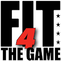 Fit4TheGame Member App icon
