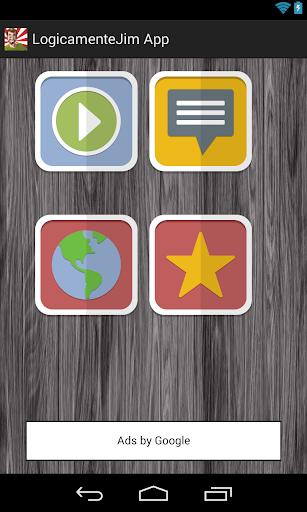 LogicamenteJim App