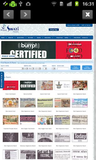玩旅遊App|Swati Hotels免費|APP試玩