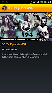 BB.Tv Player- screenshot thumbnail