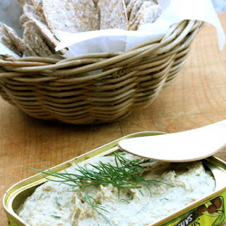 Express Sardine Spread for the Holidays.