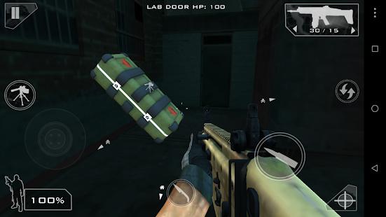 Green Force: Zombies Pro - screenshot thumbnail