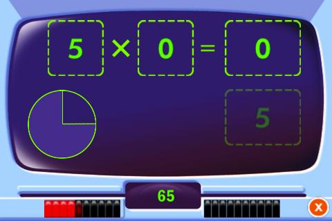 Everyday Math BeatTheComputer - screenshot