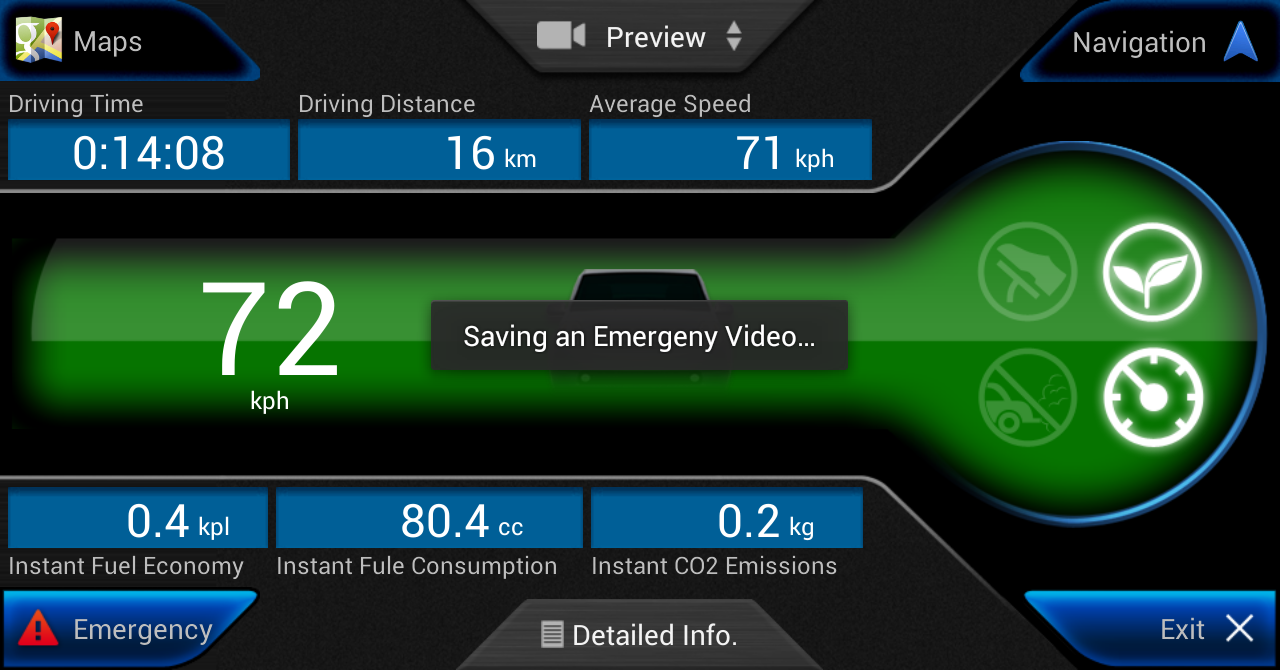 CaroO Pro (Blackbox & OBD) - screenshot