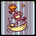 Monkey Z Theme GO Launcher EX icon