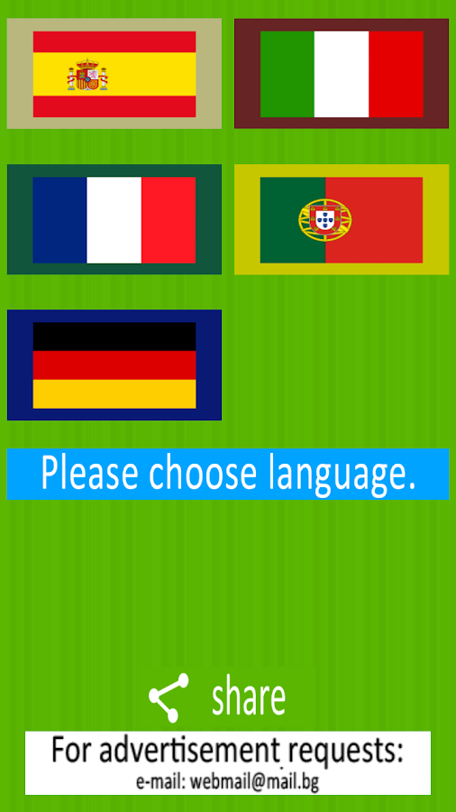 Foreign Words Pro - screenshot