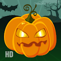 Squishy Halloween logo