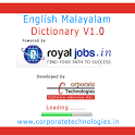 Malayalam Dictionary Free icon