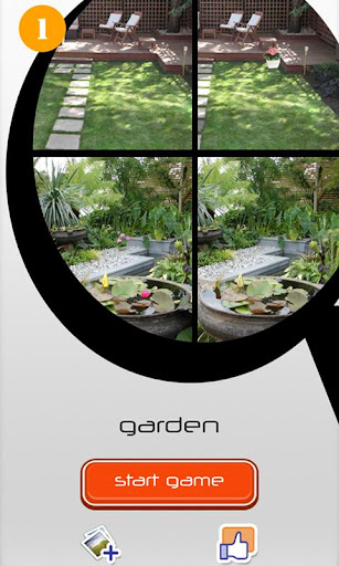 Find Differences 1 - Garden
