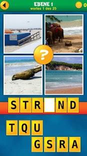 4 Bilder 1 Wort Rätsel - screenshot thumbnail