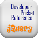 Dev Pocket Reference – jQuery logo