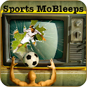 Sports MoBleeps logo