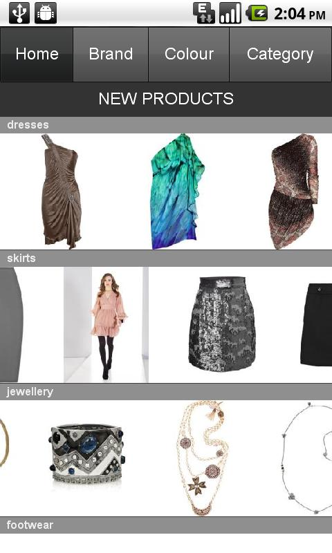 iFashion- screenshot