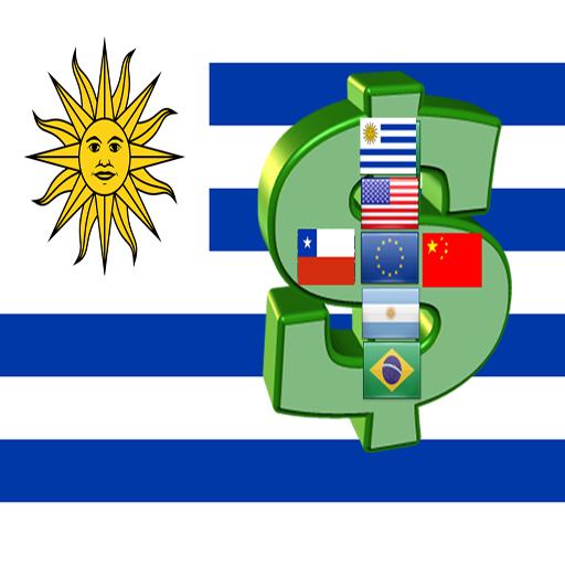 Cotizacion Peso Uruguay LOGO-APP點子
