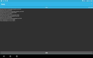 Screenshot of Drony