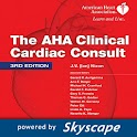 AHA Clinical Cardiac Consult logo
