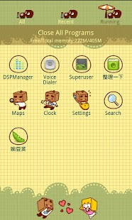 XiaoheZhang Theme GO Launcher - screenshot thumbnail