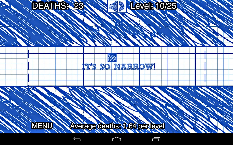 CrazyBox-Flying Adventure Game - screenshot