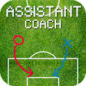 Assistant Coach Soccer icon