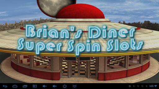 Super Spin Slots Diner