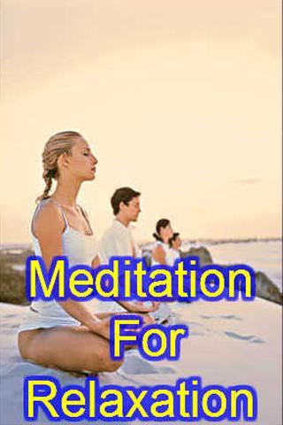 Meditation Relaxation Help