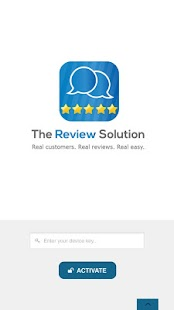 The Review Solution- screenshot thumbnail