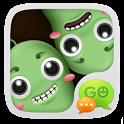 GO SMS Pro Monsterbean ThemeEX icon