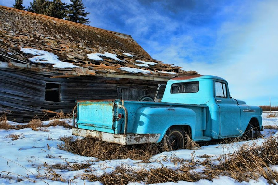 by Lori-Ann Kuefler - Transportation Automobiles