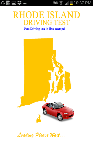 Rhode Island Driving Test