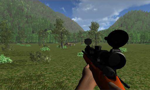 殺狼狙擊手3D狩獵