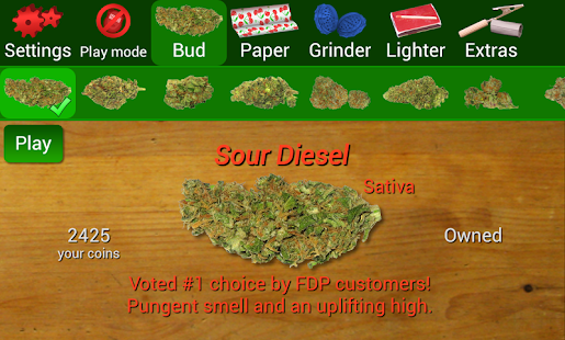 Roll A Joint- screenshot thumbnail