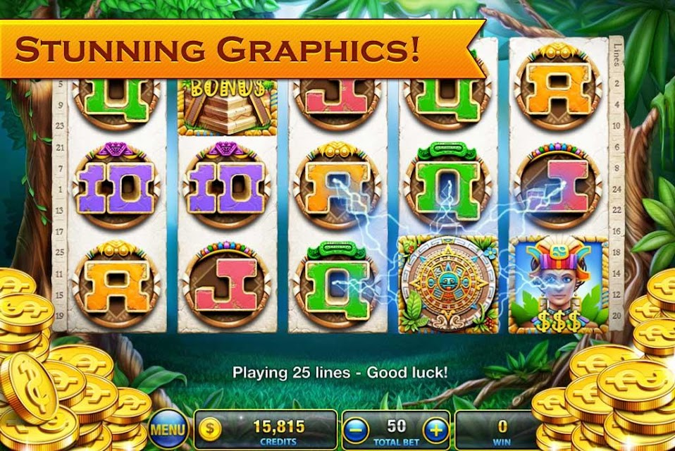 Slots Saga - slot machines screenshots