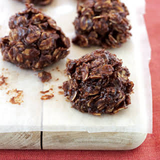 Dark Chocolate and Oat Clusters.