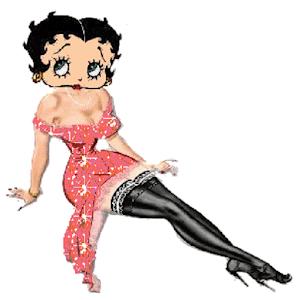 Betty Boop Iphone Wallpaper